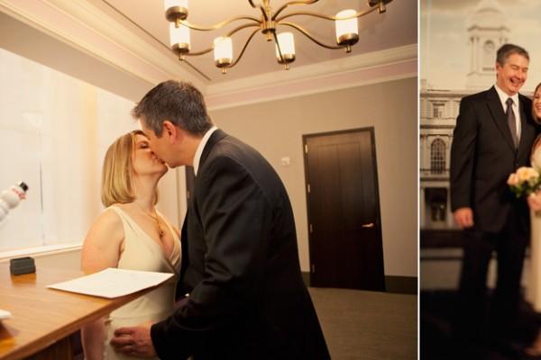 Patty + Chris | City Hall wedding | NYC wedding photographer