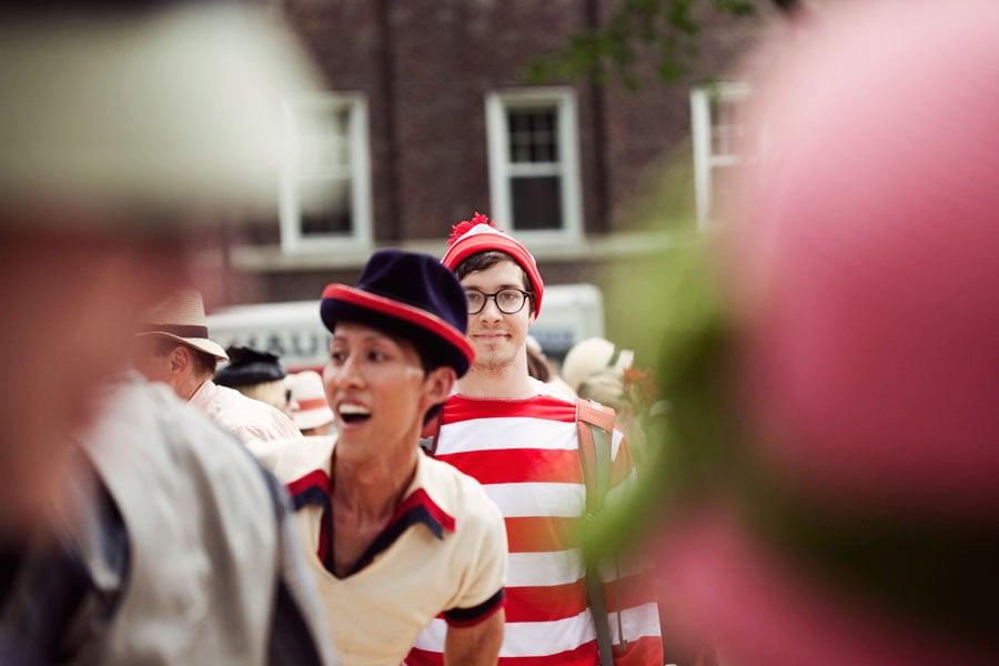 Waldo | 1920s Lawn party