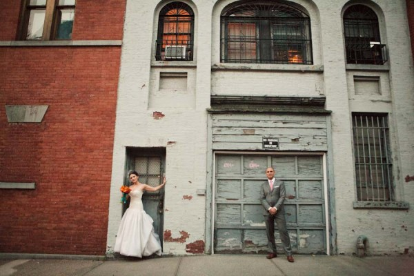 Brandi+Jeff | ICI wedding  | Brooklyn