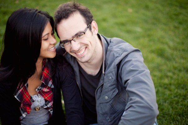 Jill+Matt    London Engagement