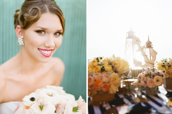Nautical Glam styled shoot  | Shoot this not that workshop