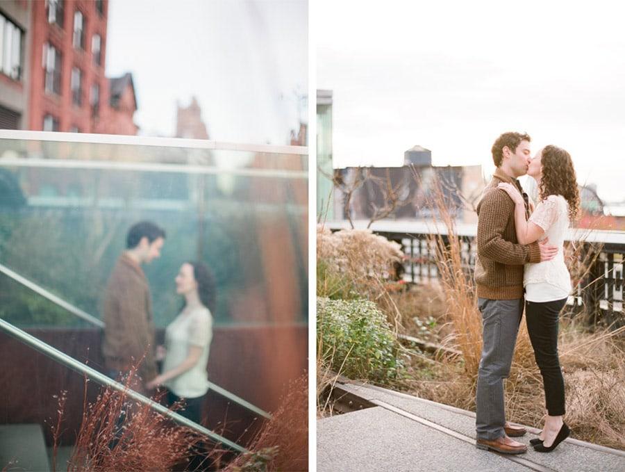 Kendall+Scott// Highline engagement