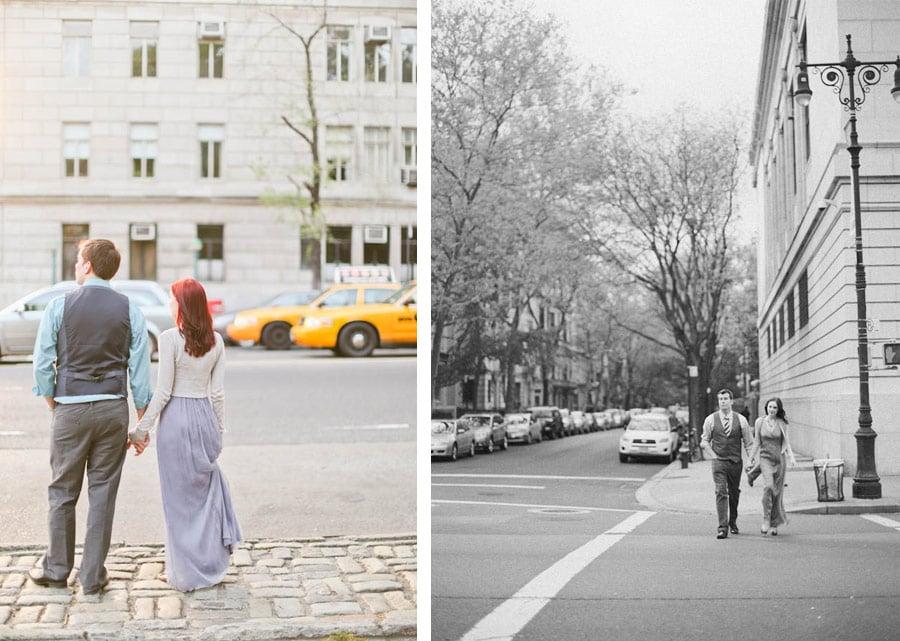 Jenni+Tom // Central Park Engagement