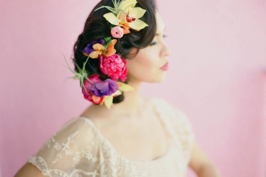 Carmen Miranda // Bridal inspiration