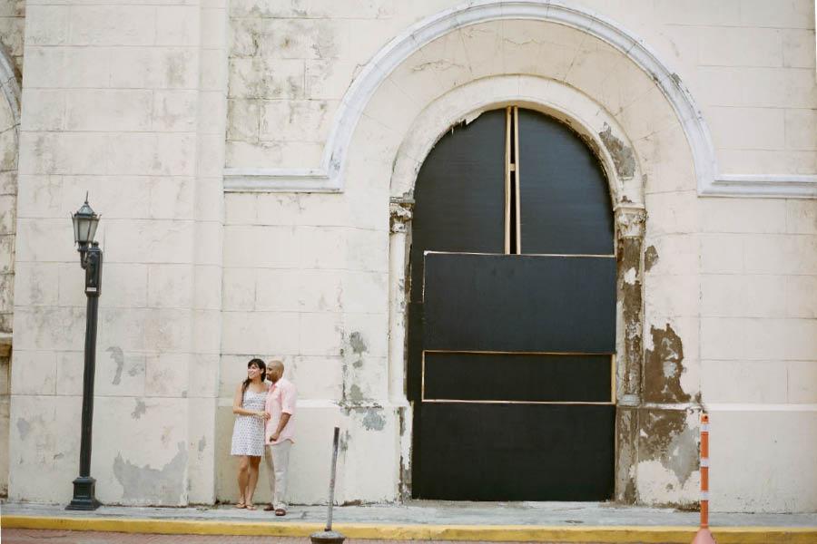 Casco Viejo Panama // Jessica + Alex